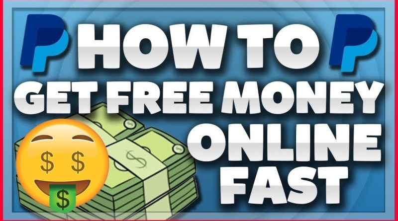 Paypal Free Money – How to get Free Paypal Money – Free