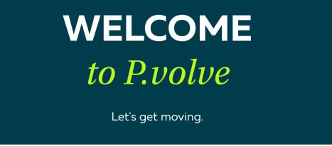 Pvolve - Lets Get Moving