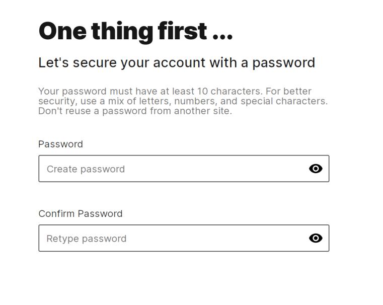 Smart Sheet - Secure Account