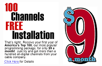 Dish Network $9 per month offer