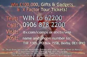 x-factor-competition-100-000-cash