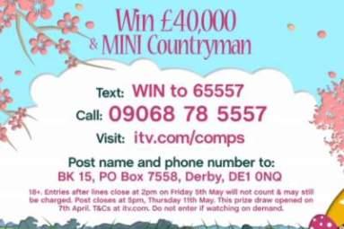 Lorraine Competition Mini Cooper