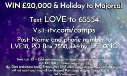 Love Island Mallorca Competition
