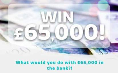ITV Competition £65,000 2019