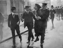 Pankhurst Arrested