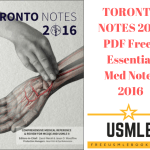 Download TORONTO NOTES 2016 PDF Free - Essential Med Notes 2016