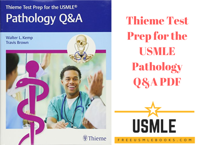 Download Thieme Test Prep for the USMLE Pathology Q&A PDF Free