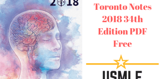 Download Toronto Notes 2018 34th Edition PDF Free