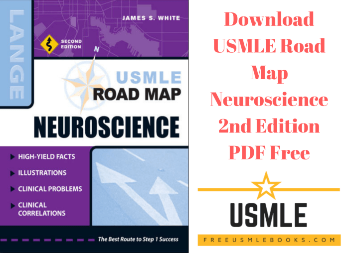 Download USMLE Road Map Neuroscience 2nd Edition PDF Free