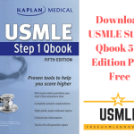 Download USMLE Step 1 Qbook 5th Edition PDF Free