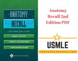 Download Anatomy Recall 2nd Edition PDF Free