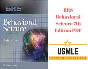 Download BRS Behavioral Science 7th Edition PDF Free