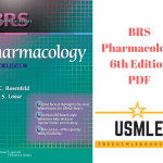 Download BRS Pharmacology 6th Edition PDF Free
