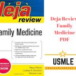 Download Deja Review Family Medicine PDF Free
