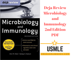 Download Deja Review Microbiology and Immunology 2nd Edition PDF Free