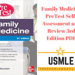 Download Family Medicine PreTest Self-Assessment and Review 3rd Edition PDF Free