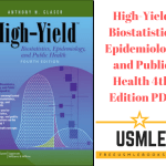 Download High-Yield Biostatistics Epidemiology and Public Health 4th Edition PDF Free