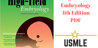 Download High-Yield Embryology 4th Edition PDF Free