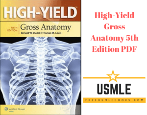 Download High-Yield Gross Anatomy 5th Edition PDF Free