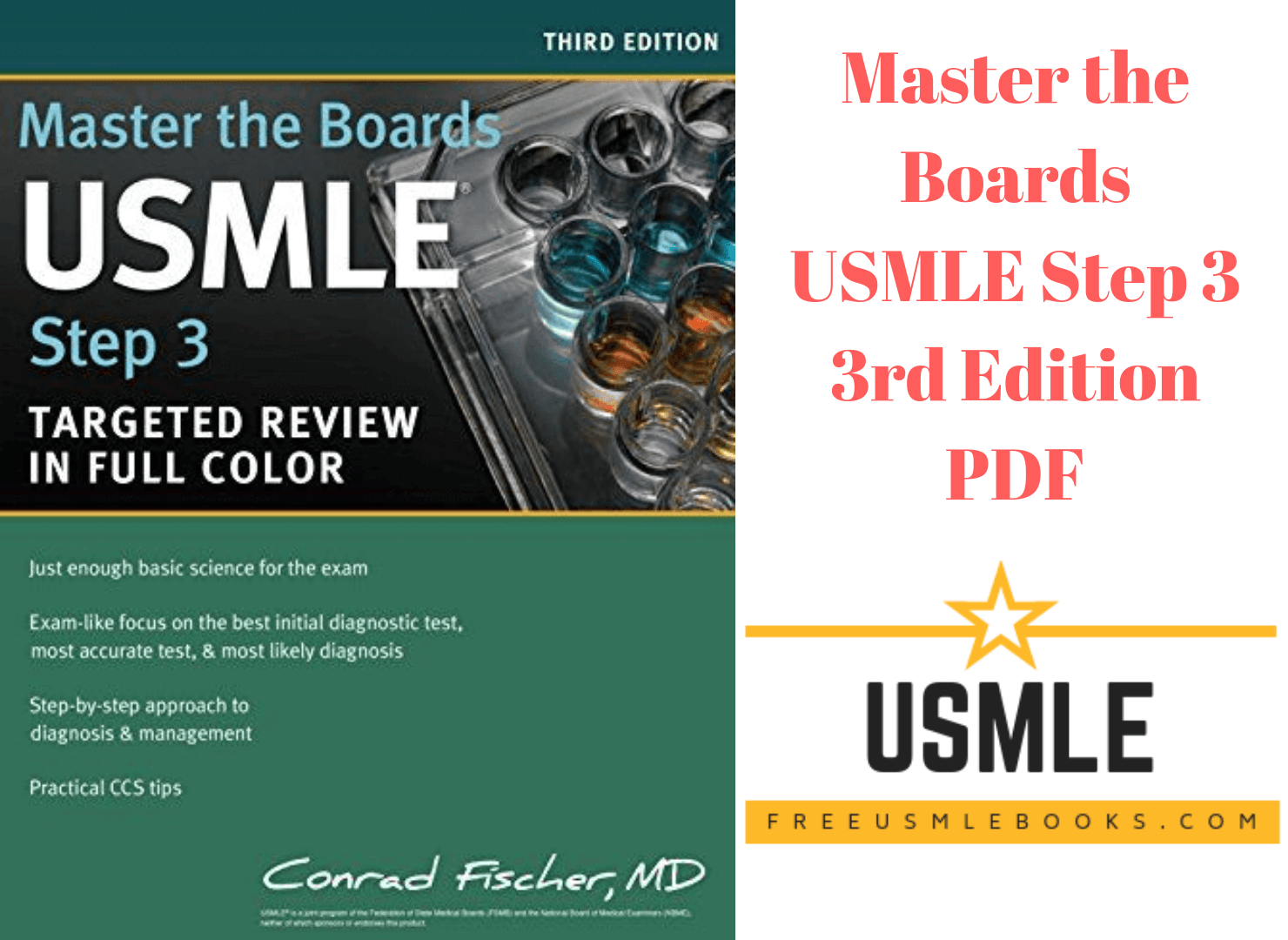 Download Master the Boards USMLE Step 3 3rd Edition PDF Free