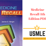 Download Medicine Recall 4th Edition PDF Free