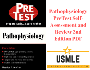 Download Pathophysiology PreTest Self-Assessment and Review 2nd Edition PDF Free