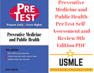 Download Preventive Medicine and Public Health PreTest Self-Assessment and Review 9th Edition PDF Free