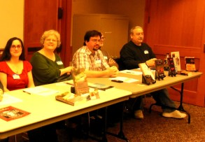 Rachel, Kathleen, Thomas & Stephen