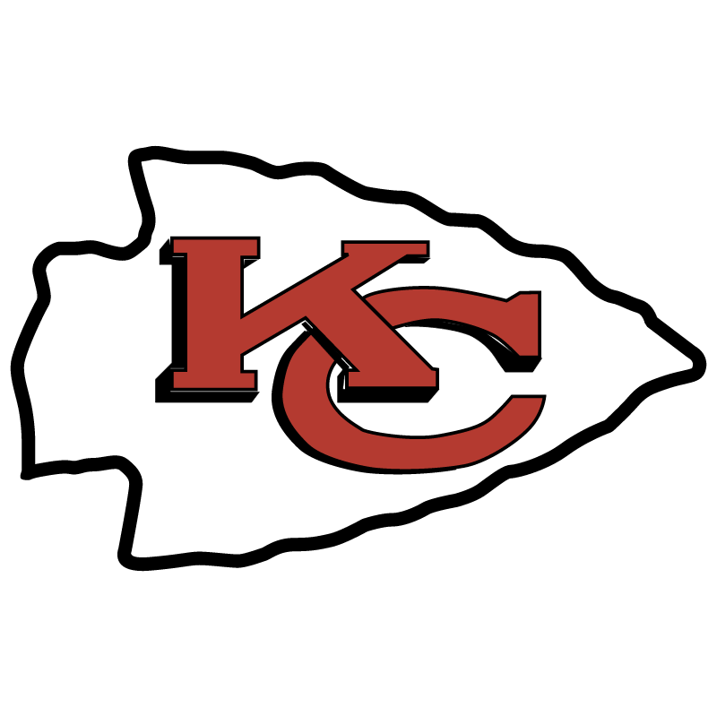 This licensed sticker is printed in full color, cut around the. Kansas City Chiefs ⋆ Free Vectors, Logos, Icons and Photos ...