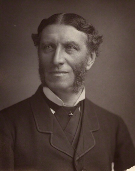 NPG Ax27807; Matthew Arnold by Elliott & Fry, published by  Bickers & Son