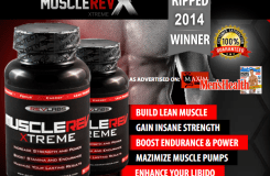 Muscle Rev Xtreme Logo