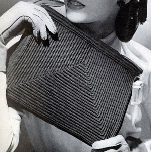 Gimp Bag Pattern No. 4805