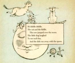A lovely public domain children's book illustration.
