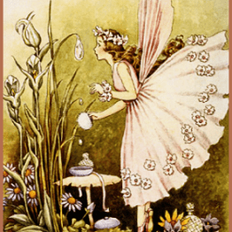 Public Domain Vintage Illustrations Of Gnomes And Fairies