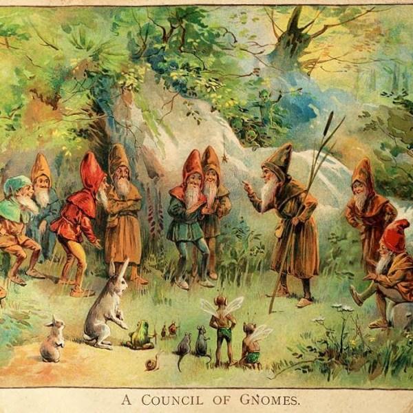 fairyland in the public domain