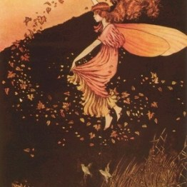 Public Domain Vintage Illustrations of Gnomes and Fairies! | Free
