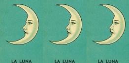 3 vintage moons