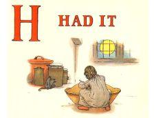 public domain vintage childrens book illustrations kate greenaway apple pie h