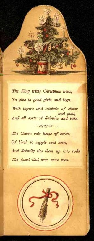 Free vintage book and illustrations from 1859's King Winter
