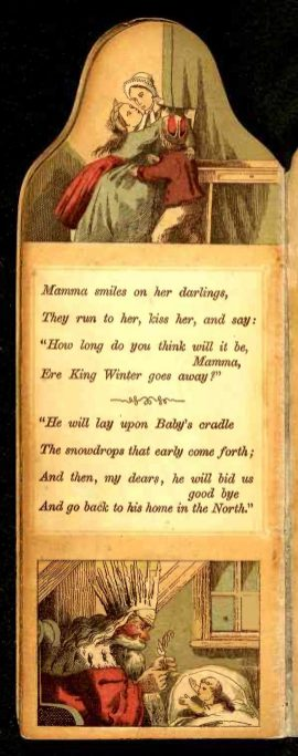 free vintage book illustration king winter image 181