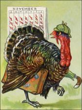 public domain colo vintage thanksgiving turkey image