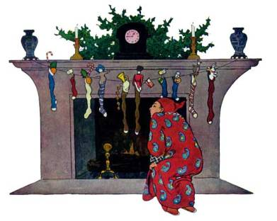 public domain image twas the night before christmas pic 10