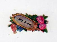 Free Valentine's Day pictures - 19th century mini Valentine's Day illustration