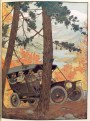 vintage autumn car 1903 1916 trade catalog