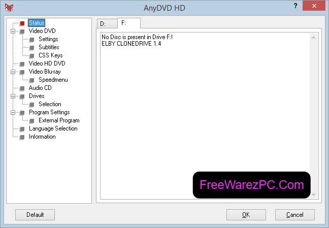 AnyDVD HD Keygen