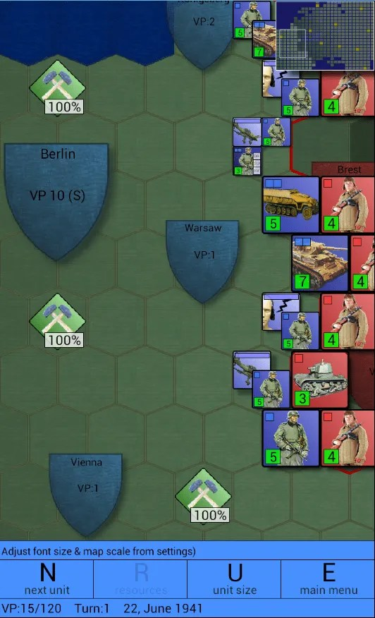 Conflicts: Operation Barbarossa
