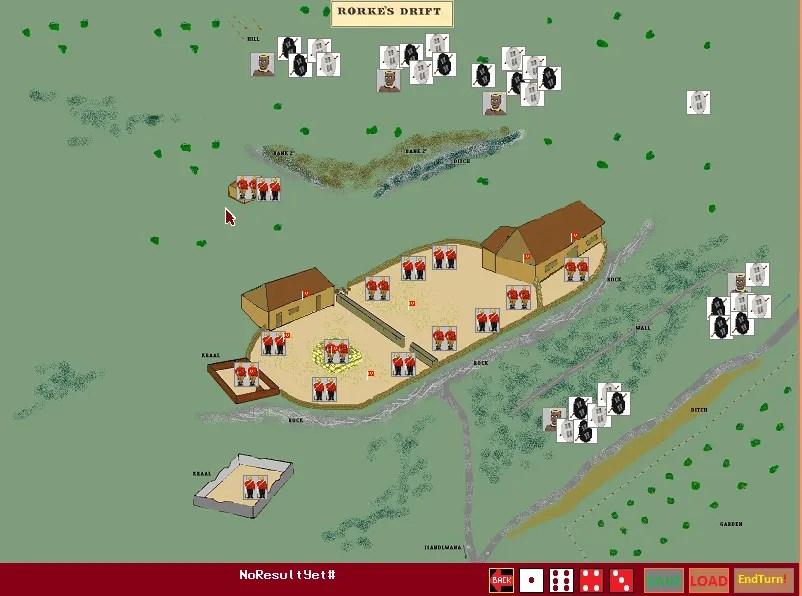 WarTactical Rorke's Drift Screenshot