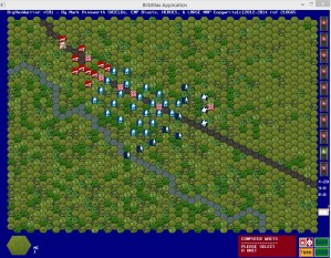 HexWarrior 5.91D Screen Capture