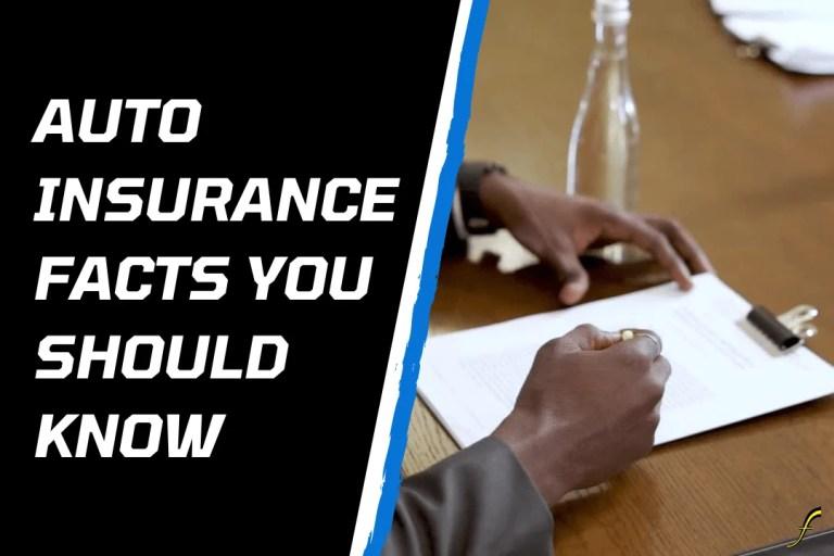 signing auto insurance