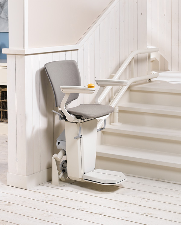 OTOLIFT TWO Curved-Stairlift